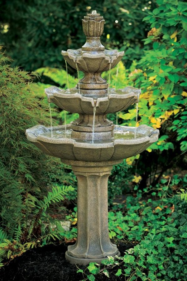 #3408 Three Tier Classical Fountain