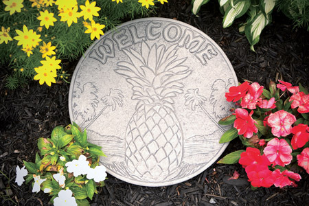 #1994 WELCOME PINEAPPLE