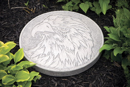 #1927 Stepping Stone-EAGLE