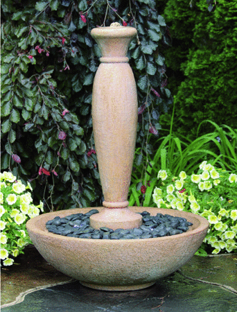 "3738  46"" BISCAYNE URN FOUNTAIN"