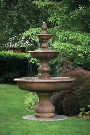 "3689  108"" MONTICELLO FOUNTAIN"