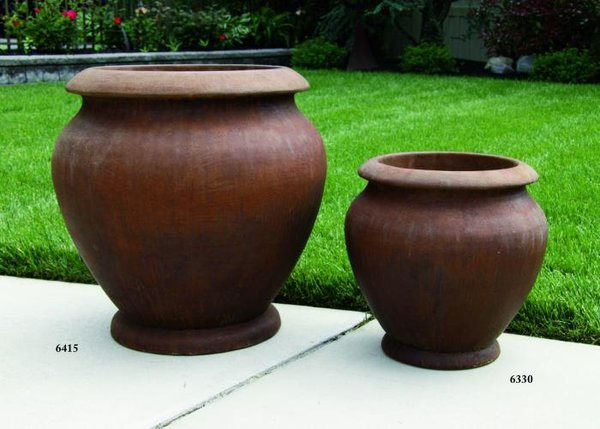 #6414 #6330 Bella Serra Planter