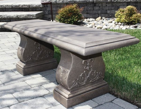 #4839 Jubilee Straight Bench
