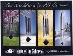 Music Of The Sphere Wind Chimes