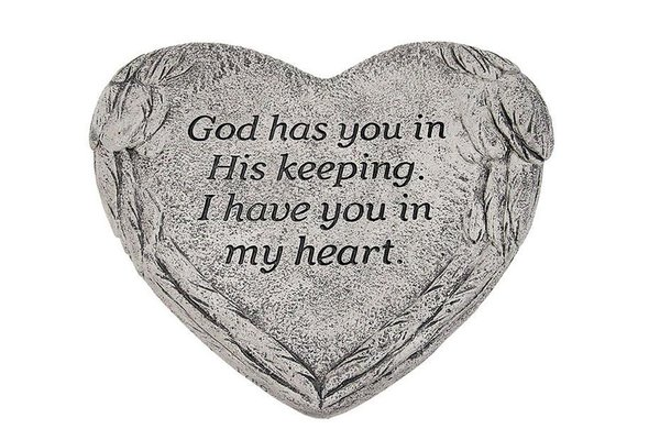 #1780 Heart Stone - God Has You In