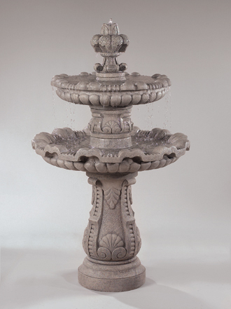 "#3482 60"" Two Tier Renault Fountain"
