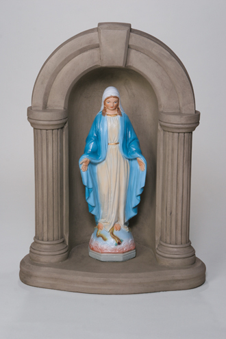"#101018 18"" Blessed Mother"