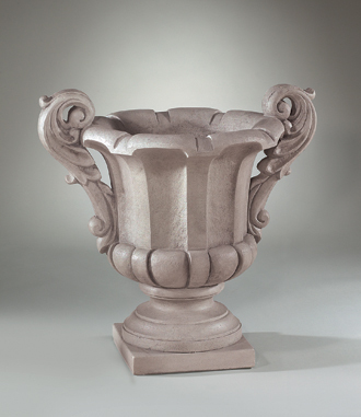 "6976 28"" DOUBLE HANDLED VERONA URN"