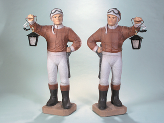 2630 or 2631 Left or Right LARGE JOCKEY