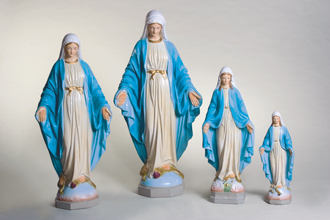"#101033 33"" BLESSED MOTHER"