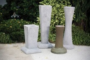 "#8300 44"" CONTEMPORARY VASE PEDESTAL"