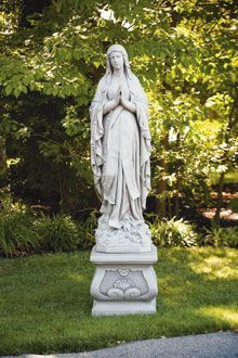 #109560 OUR LADY OF LOURDES