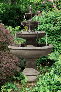 Four Tier Picasso Fountain
