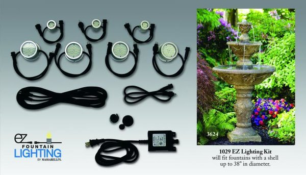 #1029 Ez Fountain Lighting Kit 1029