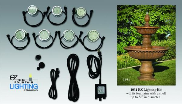#1031 Ez Fountain Lighting Kit 1031