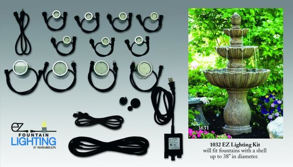 #1032 Ez Fountain Lighting Kit 1032