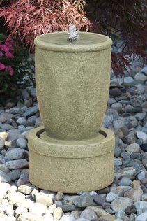 #3859 Fountainette - Tuscan Urn