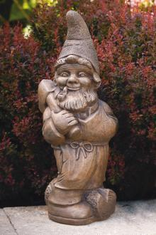 2475 Large Wood Chopper Gnome
